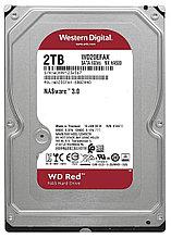 """Western Digital Red WD20EFAX Жесткий диск для NAS систем HDD 2Tb SATA3 3,5"""" 5400rpm 256Mb"""