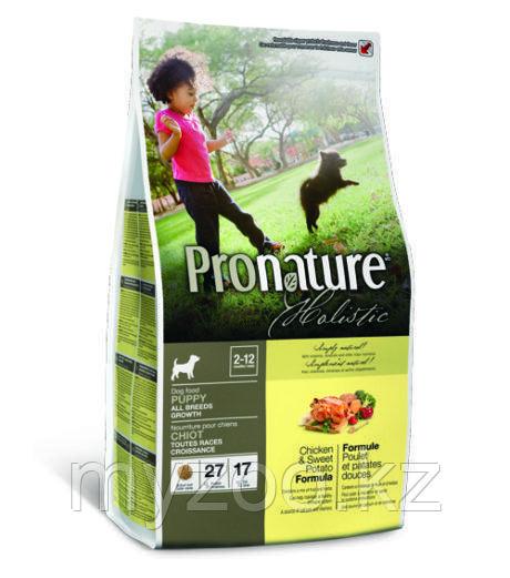 Pronature Holistic Puppy Пронатюр корм для щенков 340 гр
