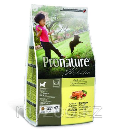Pronature Holistic Puppy Пронатюр корм для щенков 2,7 кг