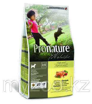 Pronature Holistic Puppy Пронатюр корм для щенков 13,6 кг