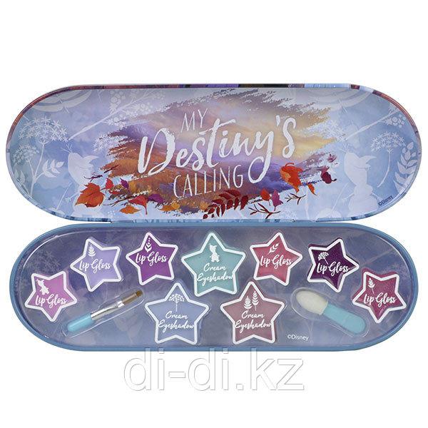 Markwins Frozen Игровой набор детской декоративной косметики для лица в пенале мал.