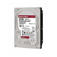 """Western Digital WD80EFAX жесткий диск Red HDD 8Tb 6Gb/s 3.5"""" 256Mb 5400rpm"""