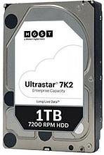 """Western Digital HUS722T1TALA604 1W10001 Жесткий диск 1Tb ULTRASTAR DC HA210 128MB 7200RPM SATA3 ULTRA 3,5"""""""