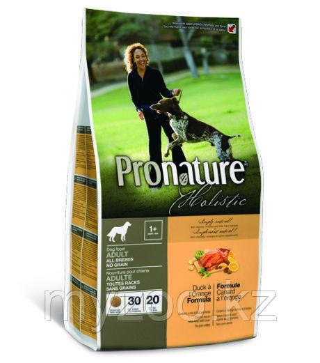 Pronature Holistic Adult All Breeds Пронатюр корм для собак всех пород 2,7 кг