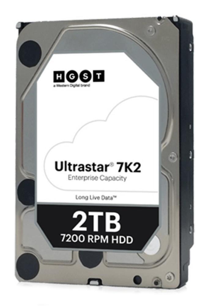 """Western Digital HUS722T2TALA604 Жесткий диск HDD 2Tb WD ULTRASTAR DC HA210 128MB 7200RPM SATA3 ULTRA 3,5"""""""