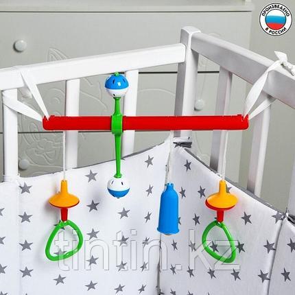 Подвеска детская «Ловкий малыш» на кроватку/коляску, фото 2