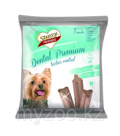 STUZZY FRIENDS Dental Premium  лакомства для собак до 12 кг  110гр