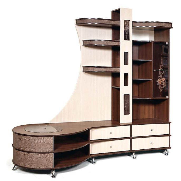 Шкаф комбинированный «С тумбой Л». Орфей 12.