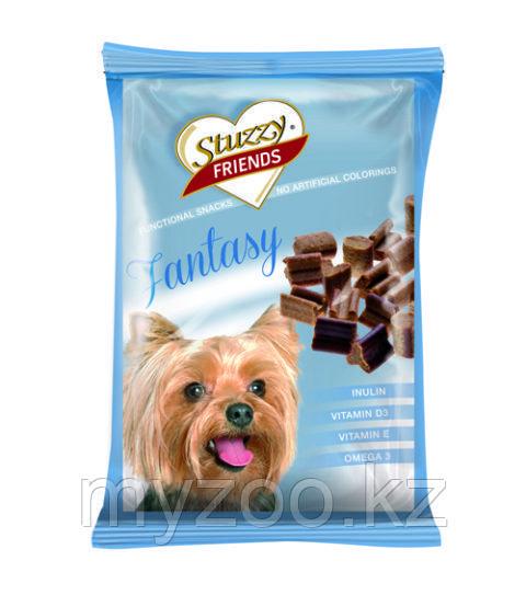 STUZZY FRIENDS Fantasy  лакомства для собак мелких пород  снеки  150 гр