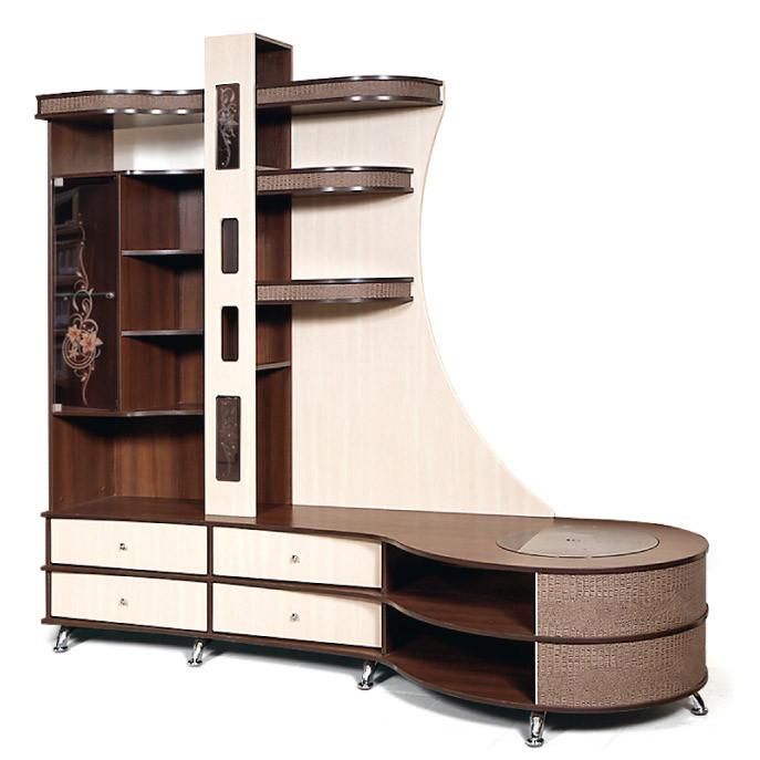 Шкаф комбинированный «С тумбой П». Орфей 12.