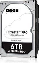 """Western Digital HUS726T6TALE6L4 Жесткий диск HDD 6Tb ULTRASTAR DC HС310 256MB 7200RPM SATA3 3,5"""""""