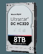 """Western Digital HUS728T8TALE6L4 Жесткий диск HDD 8Tb ULTRASTAR DC HС320 256MB 7200RPM SATA3 3,5"""""""