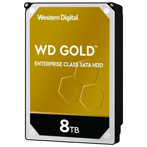 """Western Digital Gold WD804FRYZ HDD 8Tb SATA3 3,5"""" 7200rpm 256Mb"""