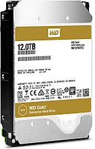 """Western Digital Gold WD121KRYZ Жесткий диск HDD 12Tb SATA3 3,5"""" 7200rpm 256Mb"""