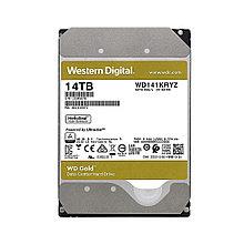 """Western Digital Gold WD141KRYZ Жесткий диск HDD 14Tb SATA3 3,5"""" 7200rpm 256Mb"""