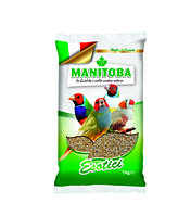 MANITOBA Манитоба корм для экзотических птиц 1 кг