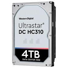 """Western Digital HUS726T4TAL5204 Жесткий диск HDD 4Tb HС310 256MB 7200RPM SAS 3,5"""""""