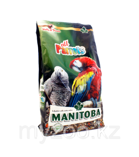 MANITOBA Манитоба корм для крупных попугаев  2кг