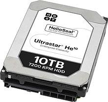 "Western Digital HUH721010AL5204 Жесткий диск HDD 10Tb HC510 SAS 3.5""256MB 7200RPM SAS ULTRA 512E SE 26.1MM"