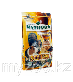 MANITOBA  RODITORI   корм для грызунов.  1 кг
