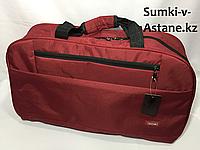 Дорожная сумка Cantlor среднего размера. Высота 33 см, ширина 60 см, глубина 21 см, фото 1