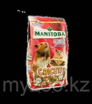 MANITOBA  CRICETI    корм для хомяков  1 кг
