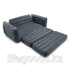 Надувной диван-трансформер Pull-Out Sofa Intex 66552, фото 3