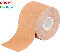Кинезио тейп jincheng sports (цвет телесный) - пластырь для поддержки мышц 3.8 см х 5 м