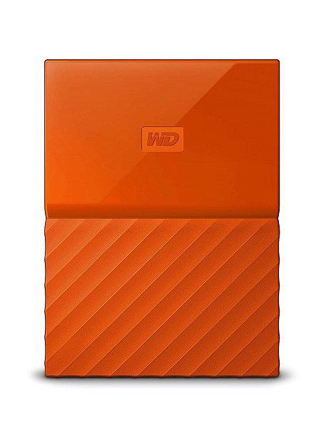 "Western Digital WDBLHR0020BOR-EEUE Внешний HDD 2Tb My Passport 2.5"" 2.5', USB 3.0  (совместим с USB 2.0)"