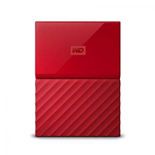 "Western Digital WDBLHR0020BRD-EEUE Внешний HDD 2Tb My Passport 2.5"" 2.5', USB 3.0  (совместим с USB 2.0)"