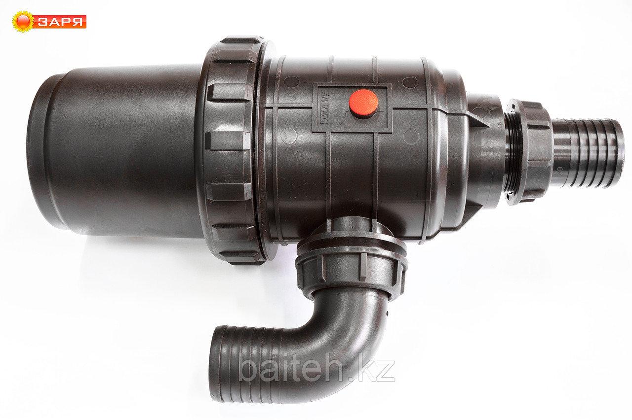 Фильтр всасывающий серии 316 с патрубками d40