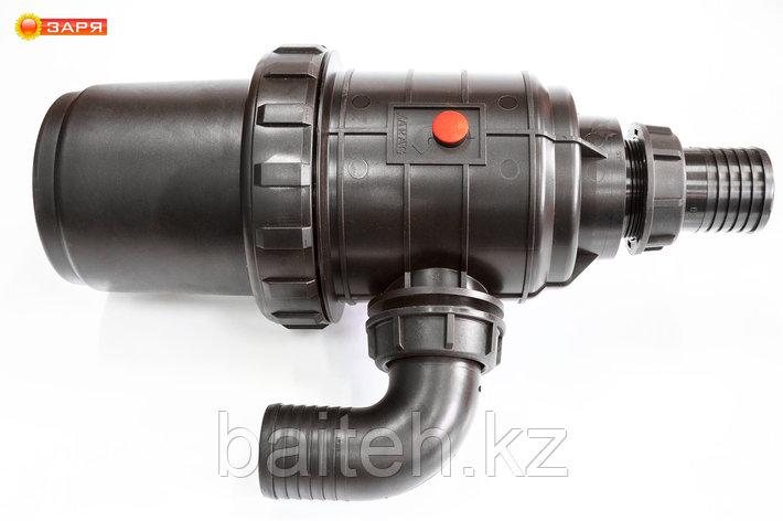 Фильтр всасывающий серии 316 с патрубками d40, фото 2