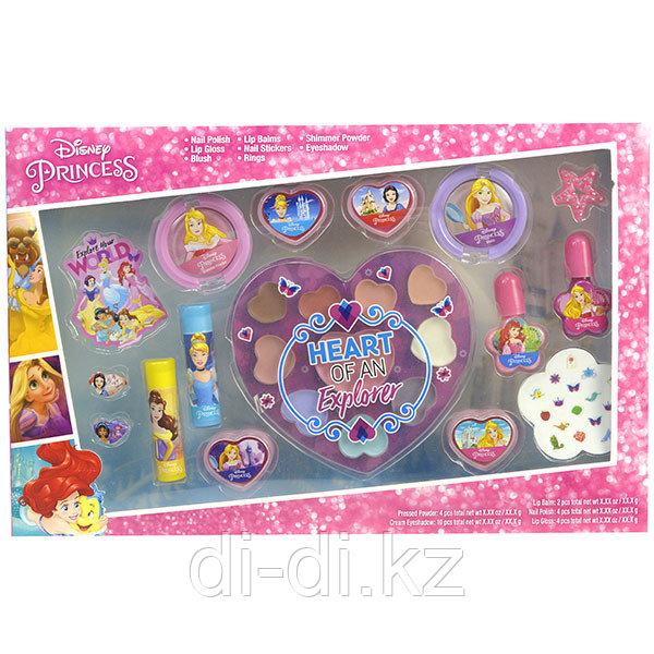 Markwins Princess Игровой набор детской декоративной косметики для лица и ногтей