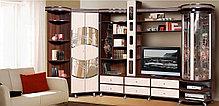 Шкаф комбинированный «С витриной Л», фото 3