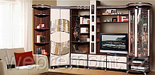 Шкаф комбинированный «С витриной П», фото 3