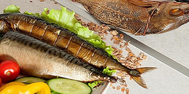 """Модель """"USVA"""" также позволит вам готовить домашнюю копченую рыбку, колбаски и прочие деликатесы!"""
