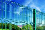 Забор из сварной сетки  3D, фото 6