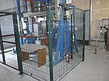 Забор из сварной сетки  3D, фото 3