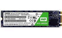Western Digital WDS240G2G0B Твердотельный накопитель 240GB