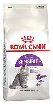 Роял Канин для кошек с чувствительным пищеварением Сухой корм