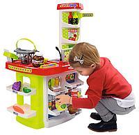 Детский супермаркет Ecoiffier Chef Supershop с корзиной