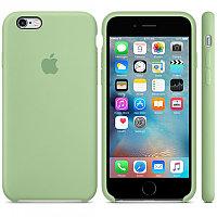 Силиконовый чехол для iPhone 6/6s (зеленый)