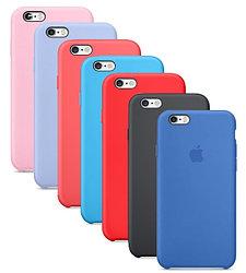 Силиконовые чехлы для iPhone 6 Plus/6s Plus