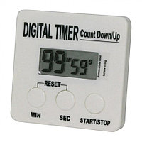 Часы -таймер кухонный с магнитом SUNNEX, фото 1