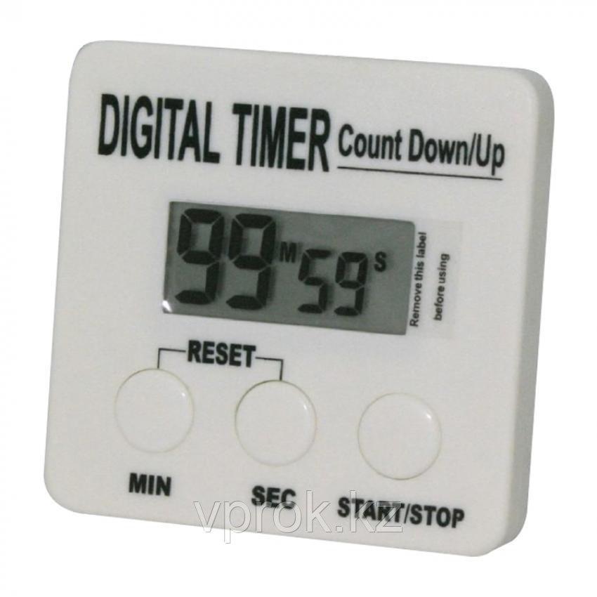 Часы -таймер кухонный с магнитом SUNNEX - фото 1