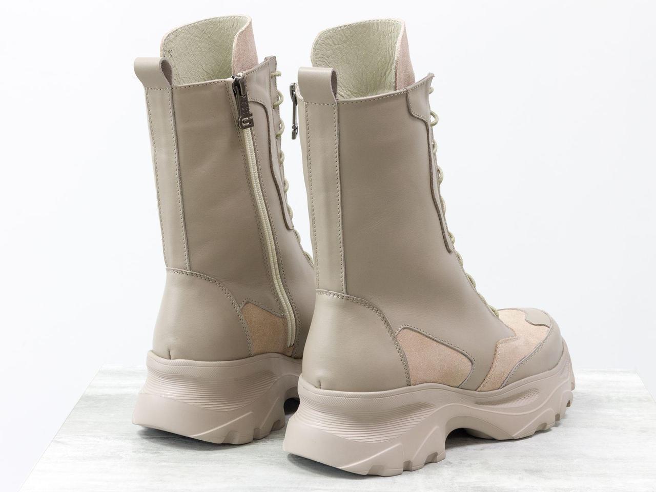 Высокие ботинки берцы 40 размер - фото 5