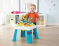 Развивающий игровой столик Smoby Cotoons синий
