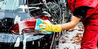 Профессиональные средства для ручной мойки автомобилей