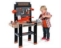 Детская мастерская с инструментами Smoby B&D 95 предмета, фото 1