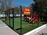 Ворота для Забора из  сетки  3D, фото 3